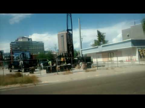 Contaminated Building Sights Around Phoenix | Old Homeless guy vlog