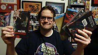 Blu-ray Update: Unhinged: Steelbooks Galore: Defending Myself and More!