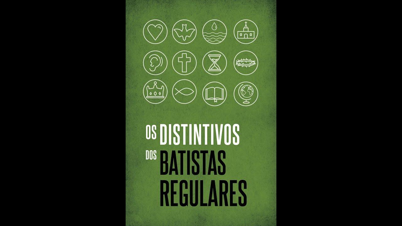 Um bate-papo teológico sobre o que é ser um Batista Regular