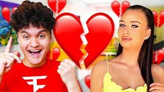 Little Brothers EX GIRLFRIEND Reacts to Joining FAZE (FaZe Jarvis NEW Girlfriend)