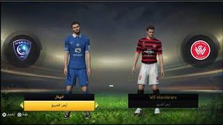 فيفا  15الهلال وويسترن سيدني بلايستيشن 4   (Fifa 15 Al-Hilal VS Western Sydney Gameplay (PS4 2017 Video