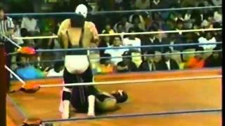 Espanto Jr - Dr. Wagner Jr vs Villano IV - Villano V p.2