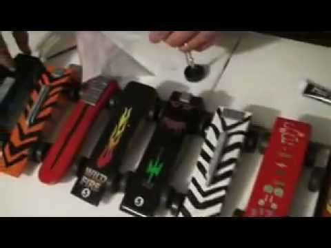 Winning Pinewood Derby Car  6 Easy Steps  YouTube