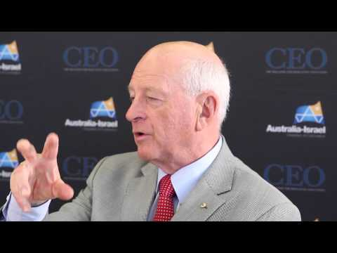 Roger Corbett's interview with The CEO Magazine