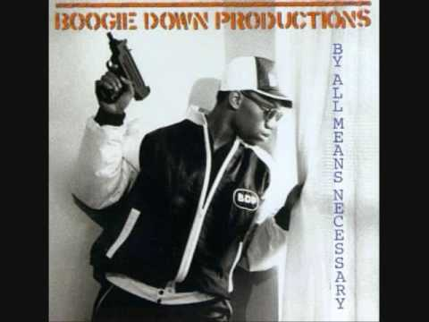 KRS One/BoogieDownProductions - illegal business