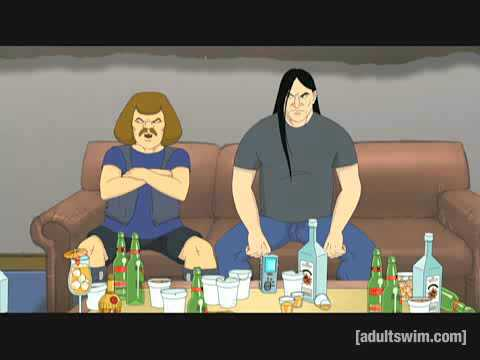 Metalocalypse Extras -   Band Interview - Disasters