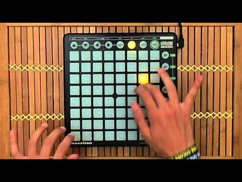 Live Launchpad Electro Mashup [Project File]
