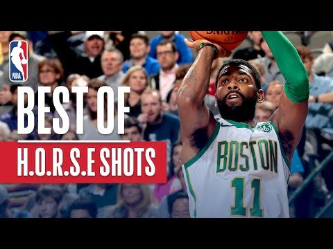 NBA's Best H.O.R.S.E. Shots | 2018-19 Season | Part 1