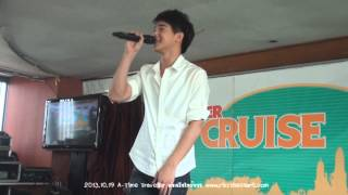 20131019 Ritz - Mini concert A-time traveller on cruise
