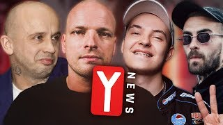 Premiera PALUCHA, PEJA i YOUNG IGI, QUEBONAFIDE z PLANBE! Y.NEWS#14