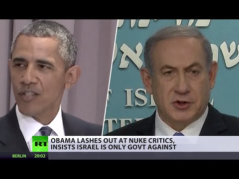 Obama foresees 'another war in Middle East' without Iran deal