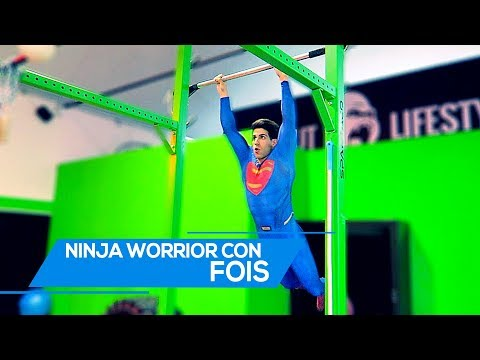 Giovanni Fois vs Ninja Warrior - street gorilla Gym