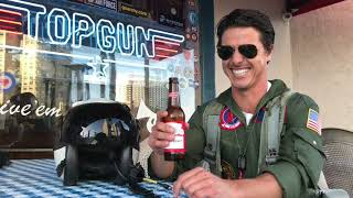 Tom Cruise impersonator
