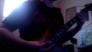 Cephalotripsy - Sanguinary Misogynistic Execration Guitar Cover