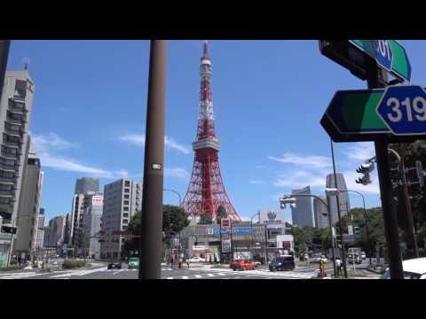 2016 Japan Trip - Downtown Minato