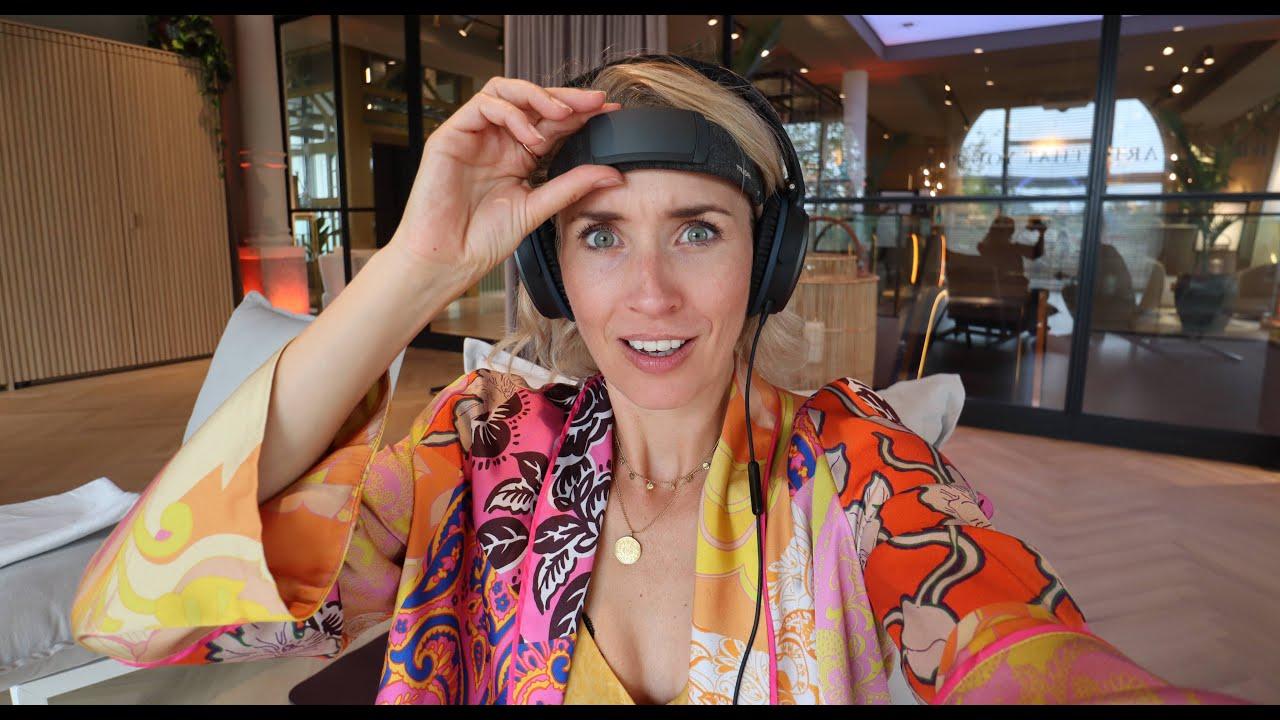 Download Omgaan met gedachtes die blijven ratelen! & meditatie gadget testen! Sanny zoekt Geluk