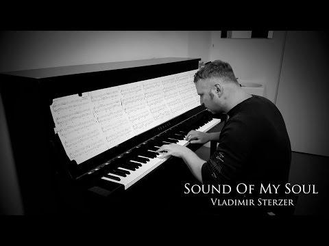 Instrumental Piano Ballad Sound Of My Soul. Soundtrack Vladimir Sterzer Gothic Piano