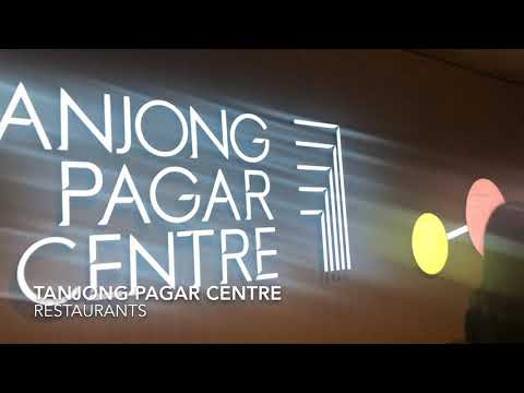 Capital Tower Singapore To Tanjong Pagar MRT Station Walk