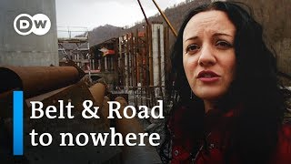 Montenegro: China's Belt and Road to nowhere in the Balkans | DW News