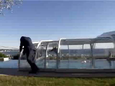abri de piscine eureka roussillon youtube
