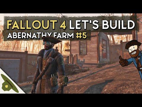 Minutemen Fort at Abernathy Farm | Fallout 4 Let&39;s Build Part 5 / CHANNEL UPDATE | RangerDave