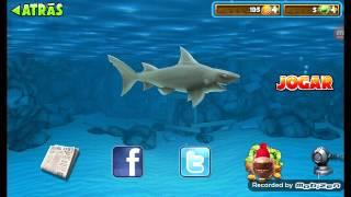 Hungry shark evolution #2 = voltei,peixinhos