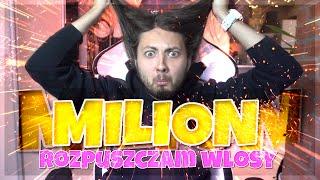 😝 ROZPUSZCZAM WŁOSY NA MILION 💕