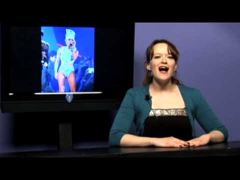 Meghan O'Keefe on Lady GaGa