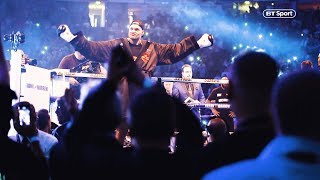 "Tyson Fury vs. Francesco Pianeta promo | ""I am Tyson Fury. I am the Gypsy King. Peace out!"""