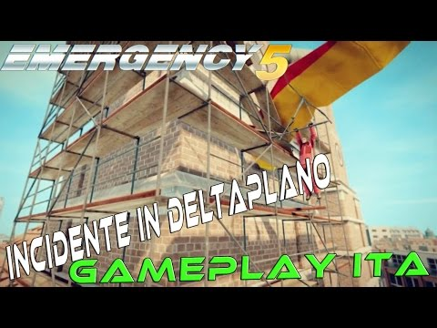 Emergency 5 - Incidente In Deltaplano (Missione 2 Medaglia D'Oro) #3 - Gameplay Ita