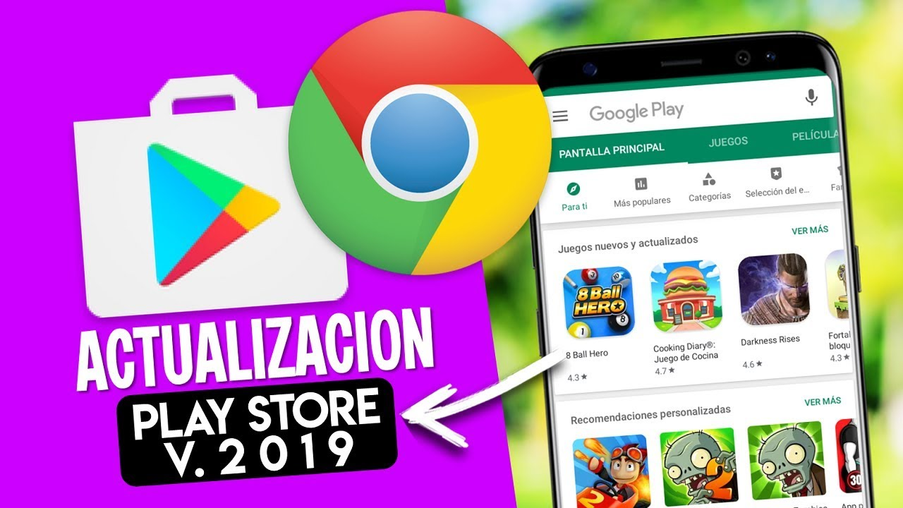 Image result for google play ultima version 2019