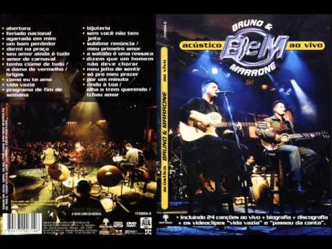 Baixar cd bruno e marrone – acústico ao vivo 2001 – música.