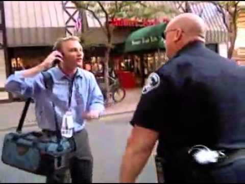 ABC Reporter Arrested in Denver Taking Pictures of Senators,