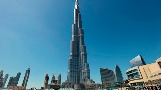 THE TALLEST BUILDING IN THE WORLD!!!!!!!!BURJ KHALIFA