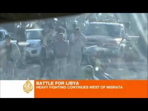 Al-Jazeera footage captures 'British troops on the ground' in Libya
