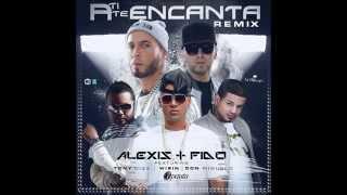 Alexis y Fido Ft. Tony Dize, Wisin Y Don Miguelo - A Ti Te Encanta