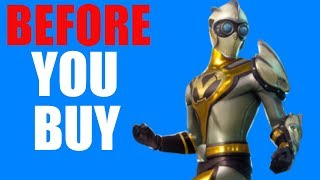 VENTURION - Before You Buy/Review/Showcase - Fortnite Skins
