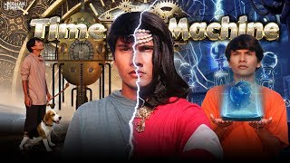TIME MACHINE : टाइम मशीन SHORT FILM | TIME TRAVEL | SCI-FI | BEAGLE | #Funny #Bloopers || MOHAK MEET