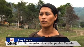 ONPE brindará talleres de educación electoral a líderes indígenas