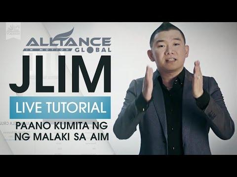Paano KUMITA ng MALAKI sa AIM Global by Joseph Lim (JLim)