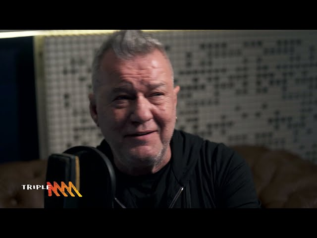 Jimmy Barnes talks about 'I Move Slow' from his new album Flesh and Blood | Triple M