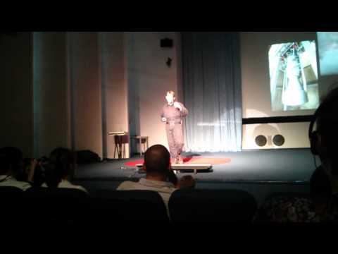 Copenhagen suborbitals, Peter Madsen talks at TEDx Kyiv 2013