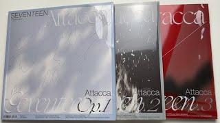 ♡Unboxing Seventeen 세븐틴 9th Mini Album Attacca (Op.1, Op.2 &…