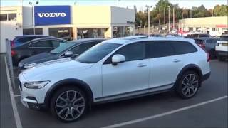 Volvo V90 Cross Country D5 Polestar review intro