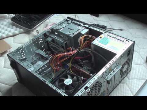 HP Pavillon : instalation d'un disque dur de 1 to