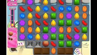 Candy Crush Saga Level 117 - 2 Stars No Boosters