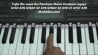 Meri Bheegi Bheegi Si (Piano Tutorials)