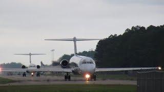 Plane Spotting @ Myrtle Beach International Airport
