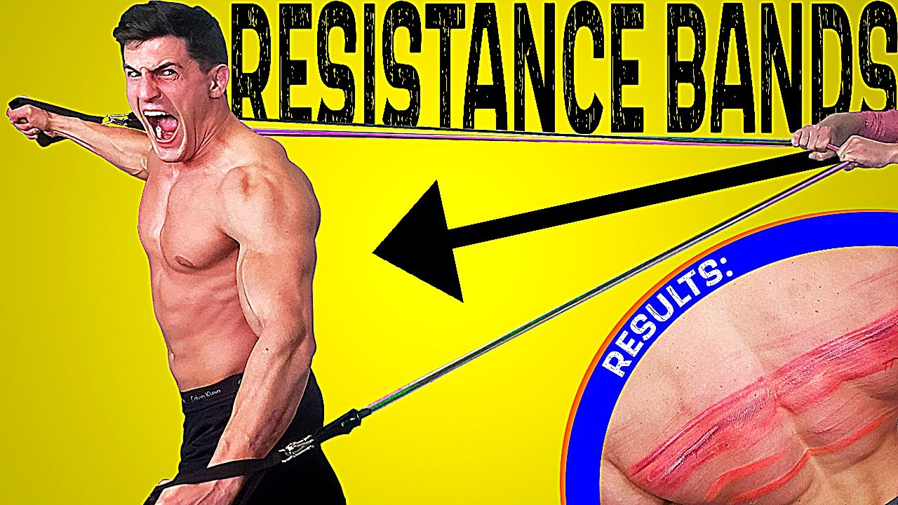 Creating the WORST RESISTANCE BAND INJURY of all Time *EXTREME BRUISING* | Bodybuilder VS Pain Test