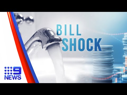 West Aussie Water Bill Shock